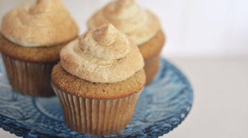 French Toast Cupcakes with MapleMade Frosting
