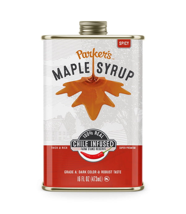 Spicy Thick Amp Rich Maple Syrup Parker S Real Maple