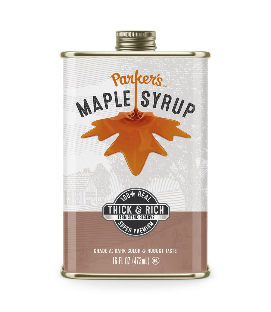Thick & Rich Maple Syrup