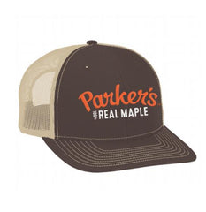 Parker's Real Maple Adjustable Trucker Hat