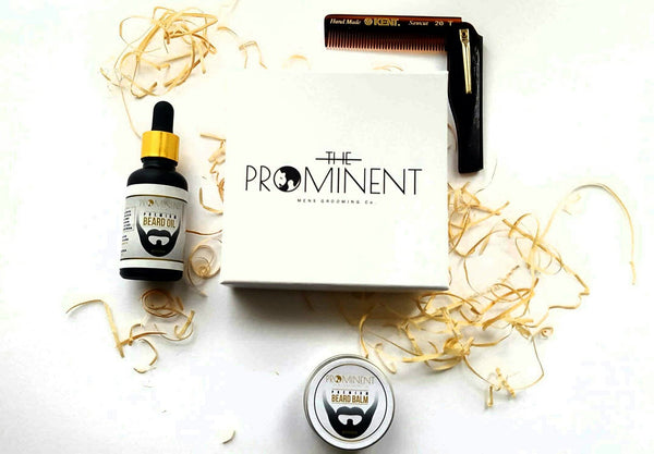 The Prominent Standard Beard Kit - the PROMINENT