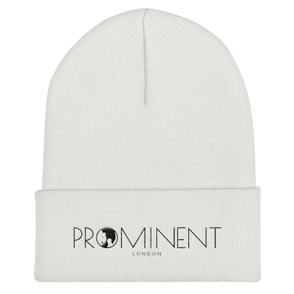 Cuffed Beanie - the PROMINENT