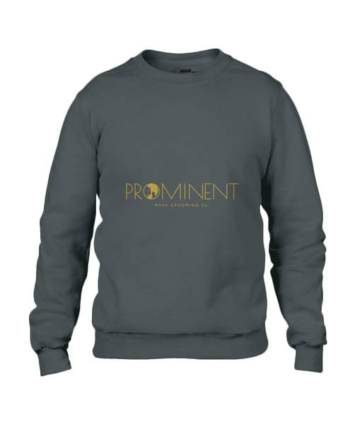 Prominent Logo Sweat Shirt - the PROMINENT