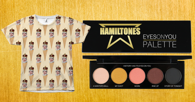 12 'Awesome, Wow' Gifts For Hamilton Fans