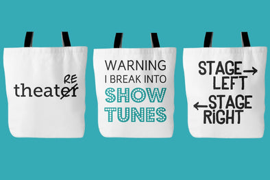 7 Rehearsal Totes That Will Make Your Castmates Jealous