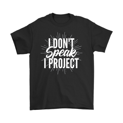 I Don't Speak I Project