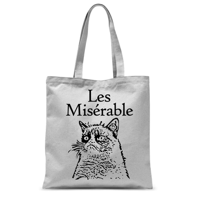 Les Miserable Tote Bag