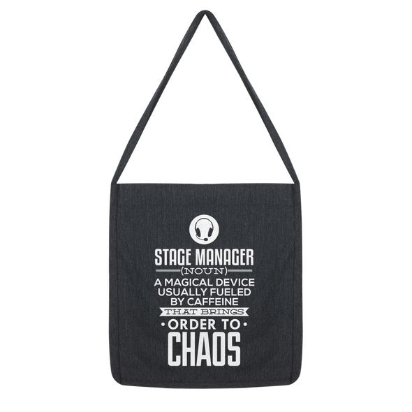 Stage Manager Classic Tote Bag