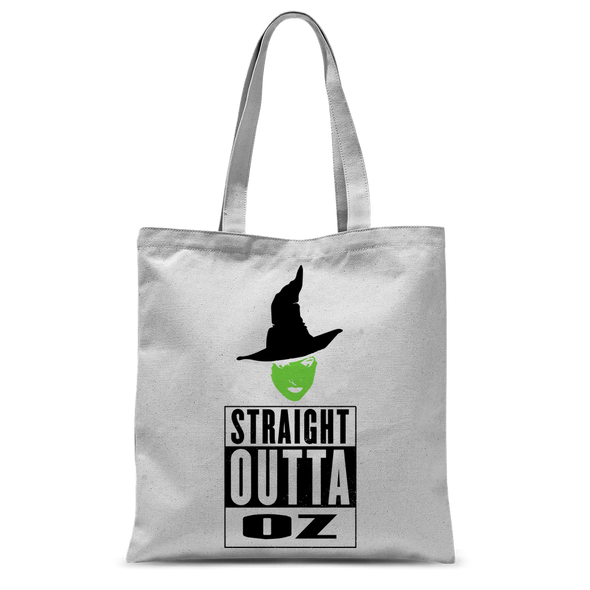 Straight Outta Oz Tote Bag
