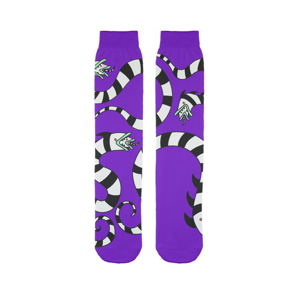 Sandworm Tube Socks