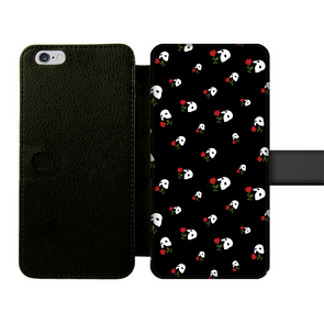 Phantom Mask Wallet Phone Case