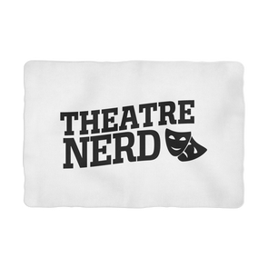 Theatre Nerd Pet Blanket