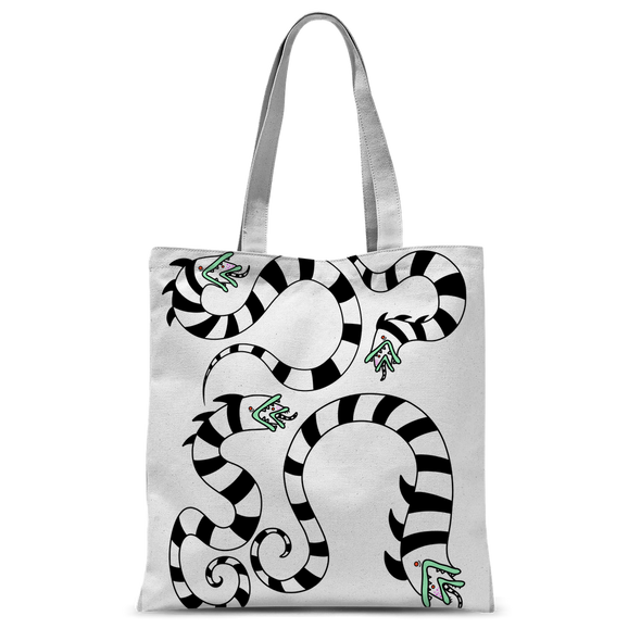 Sandworm Tote Bag