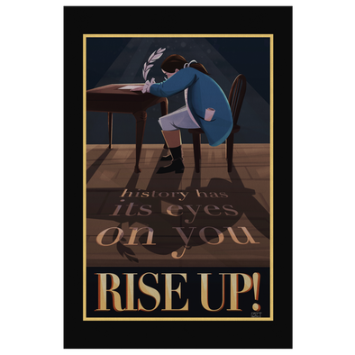 Rise Up! Canvas