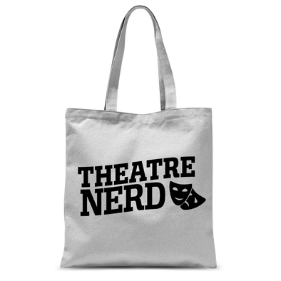 Theatre Nerd Tote Bag