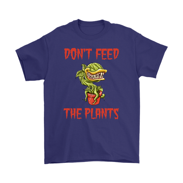 Don't Feed The Plants Basic Tee