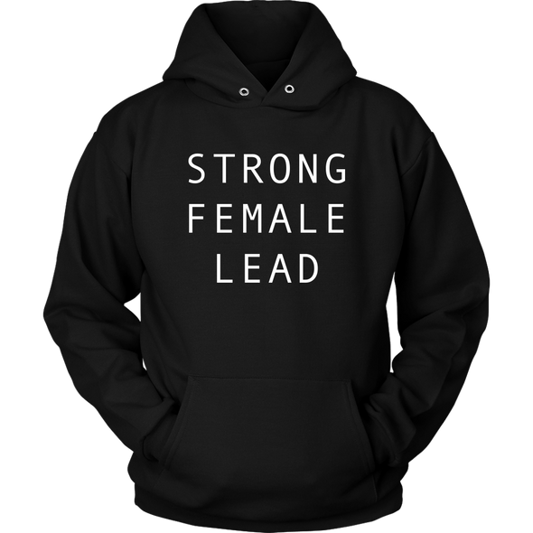 Strong Female Lead Hoodie