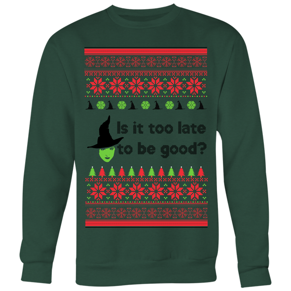 Wicked 'Ugly' Sweatshirt