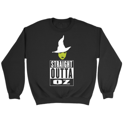 Straight Outta OZ Crew Sweatshirt
