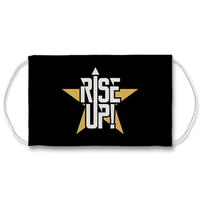 Rise Up! Face Mask
