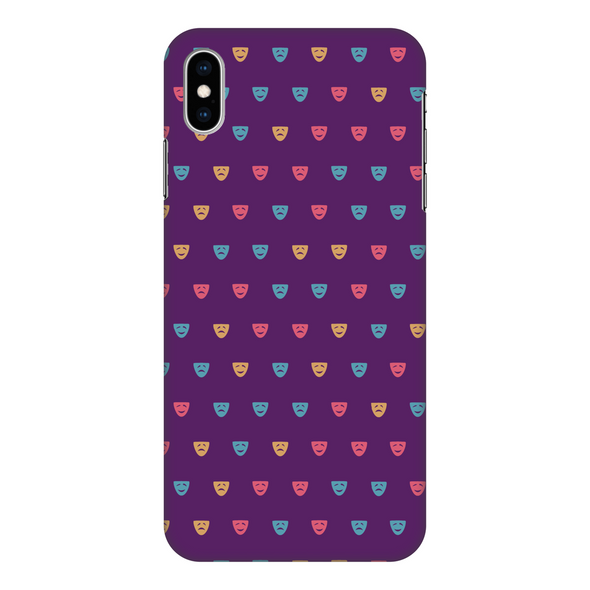Comedy/Tragedy Phone Case