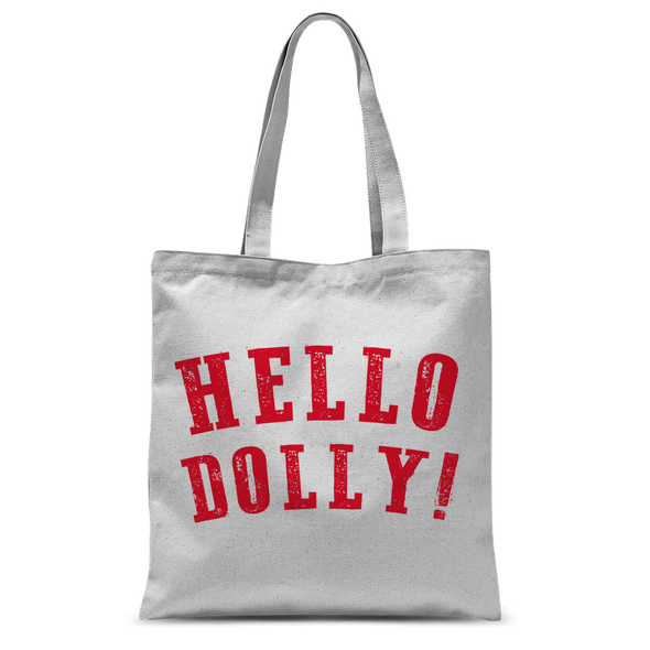 Hello Dolly Tote Bag