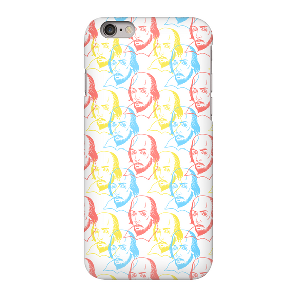 Shakespeare Face Phone Case