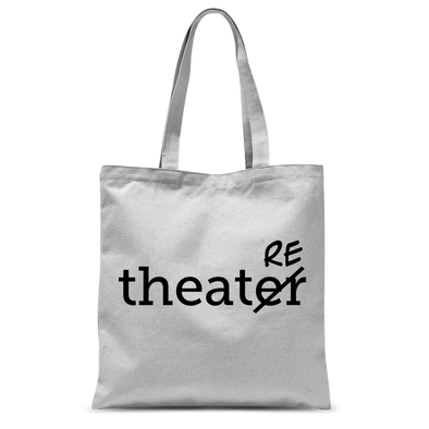 Theatre Snob Tote Bag