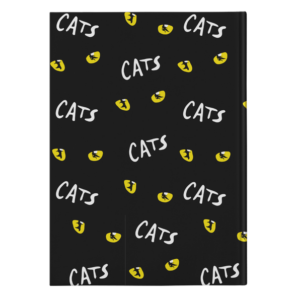 CATS Hardcover Journal