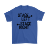 Thespian GPS Basic Tee