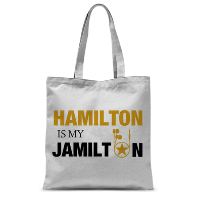 Hamilton is My Jamilton Tote Bag