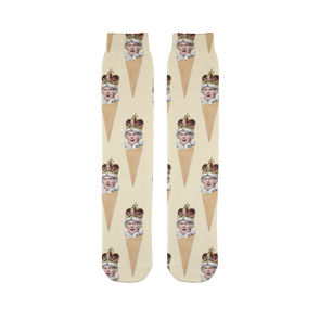 Groffle Cone Tube Socks