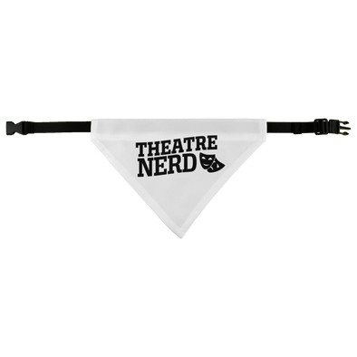 Theatre Nerd Pet Bandana