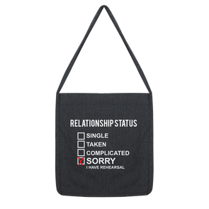 Thespian Relationship Classic Tote Bag