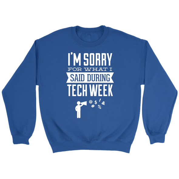 Tech Week Crew Sweatshirt