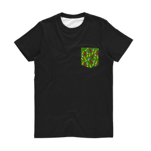 Potion Pattern Pocket Tee