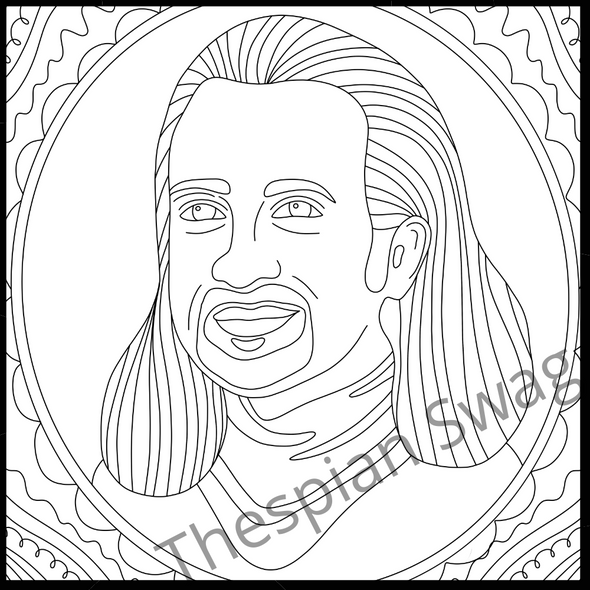 Hamilton Inspired Coloring Pages- Set Three