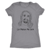 Lin Makes Me Grin Women's Tee