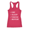 Eat, Sleep, Theatre, Repeat Tank