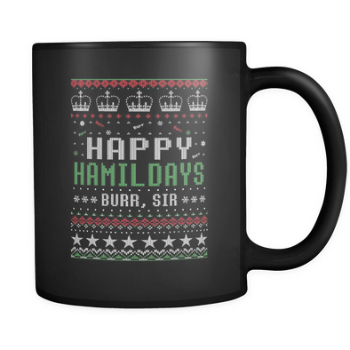 Happy Hamildays Mug