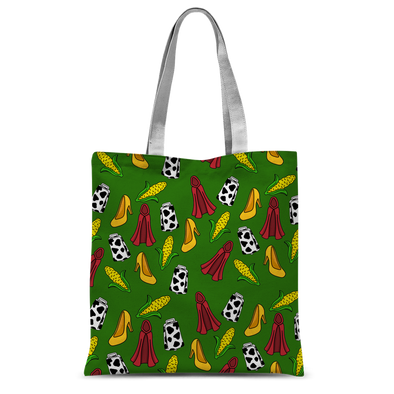 Potion Pattern Tote Bag