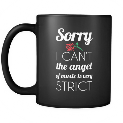 Angel of Music Mug