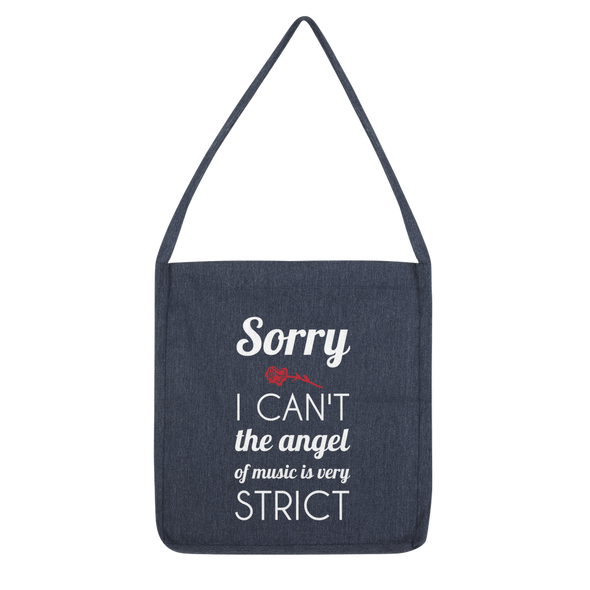 Angel of Music Classic Tote Bag
