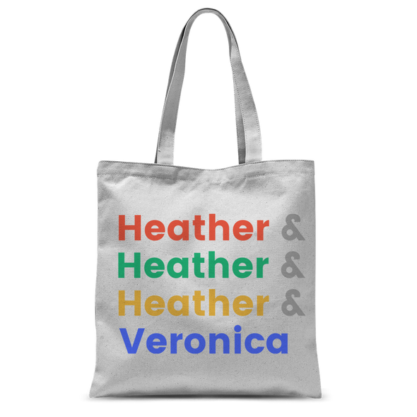 Heathers Tote Bag