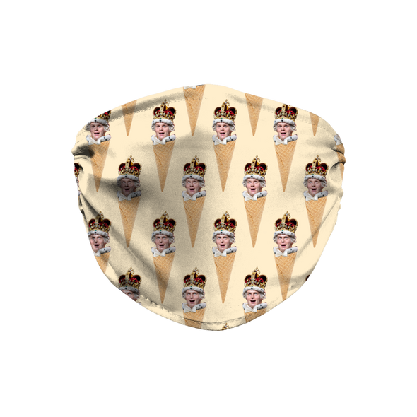 Groffle Cone Face Mask