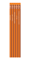 Book Of Mormon Lead Pencils (5pck)