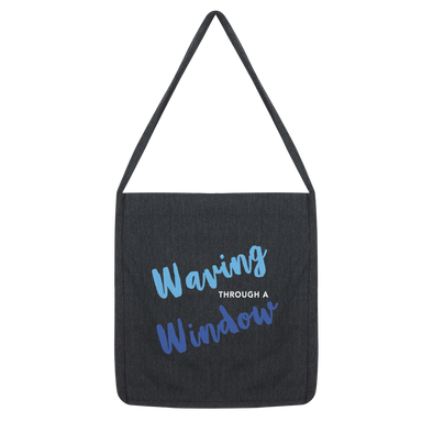 Waving through a Window Classic Tote Bag