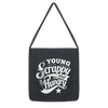 Young Scrappy & Hungry Classic Tote Bag
