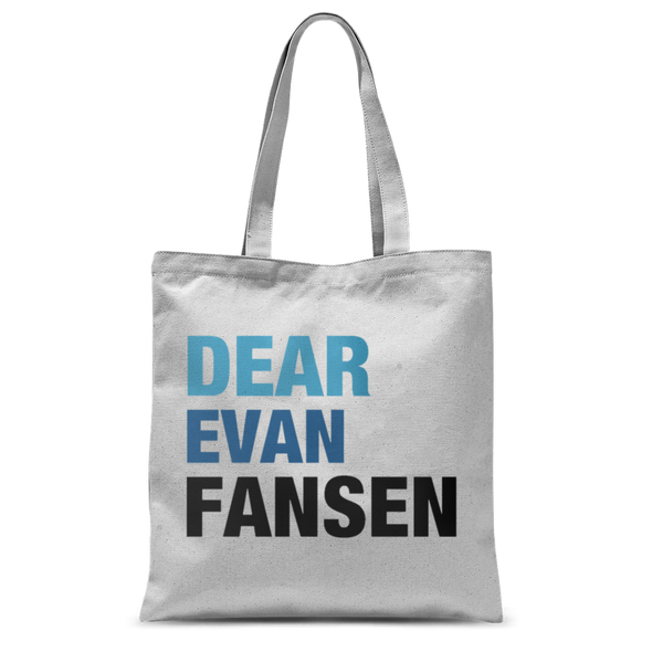 Dear Evan Fansen Tote Bag
