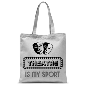 Theatre Sport Tote Bag